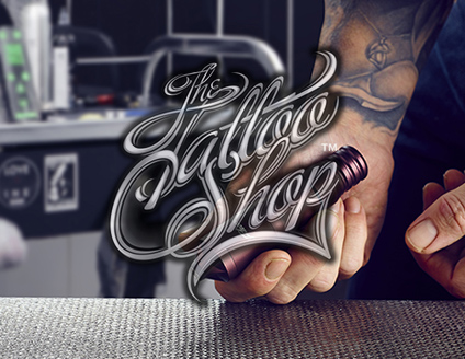 The Tattoo shop photography